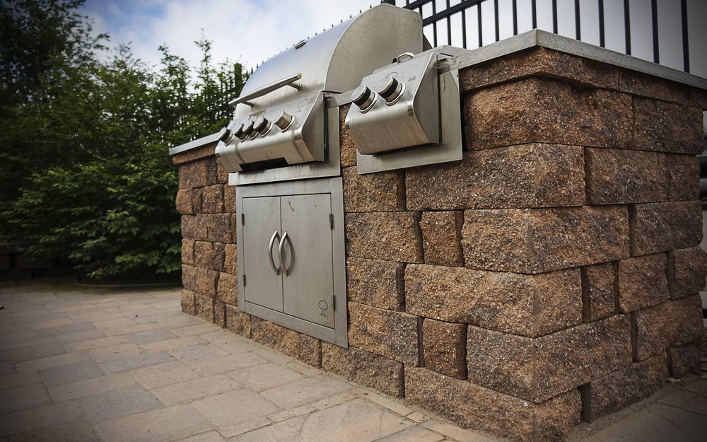 Pavestone Outdoor Living - Pavestone has options that include, fire pits, outdoor fireplaces and barbeque sets.