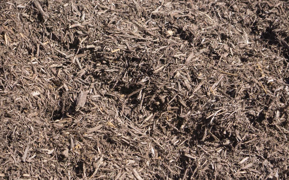 Dark Brown Metro Mulch Fine