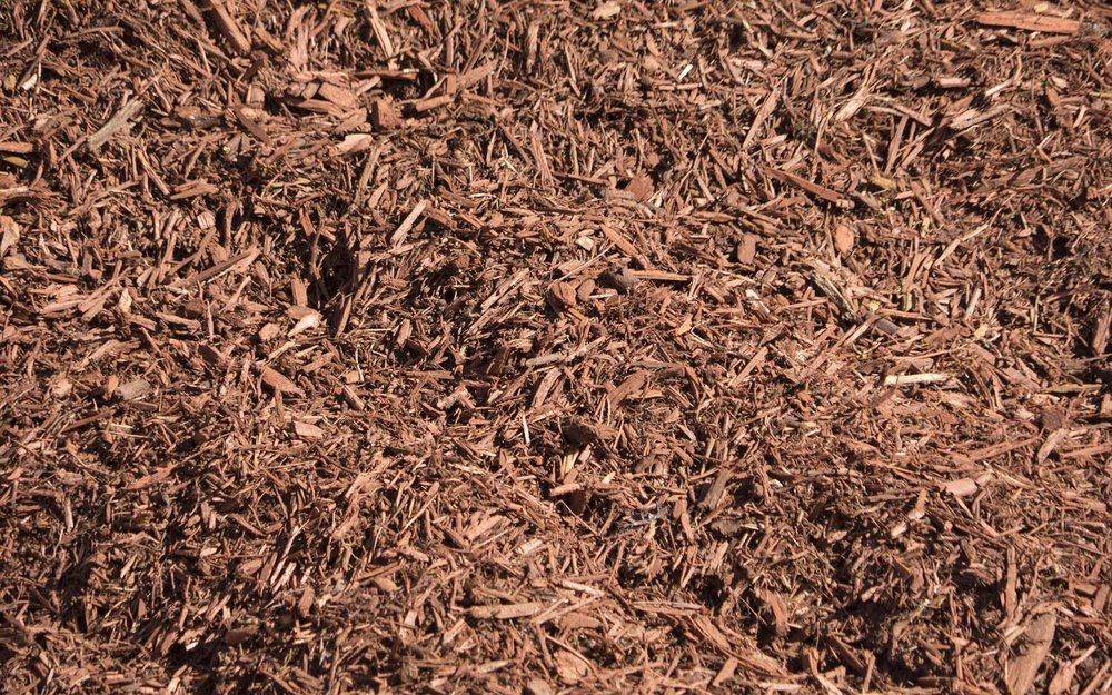 Red Metro Mulch