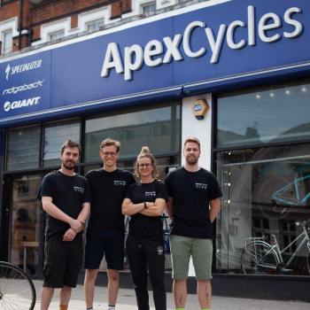 About  Apex Cycles.
