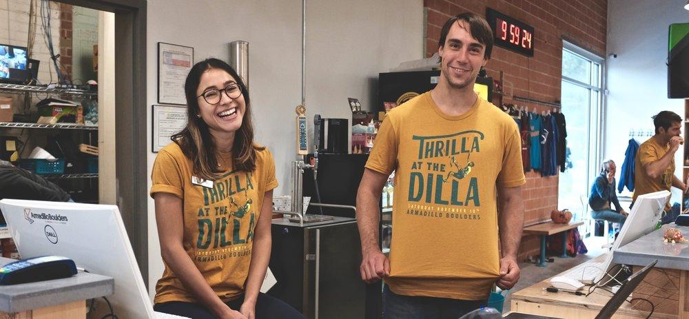 Meet the Dillos -