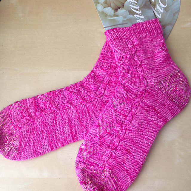 Made with love socks de Macriserinde