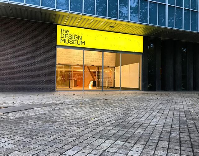 We're thrilled to be dropping off one of our BuffaloGrid hubs @designmuseum in preparation for the Beazley Design of the Year. Open to the public from 18th October. Our first ever Hub deployment in London 😉. #design #award #hardware #startup #energyaccess #power #iot #tech