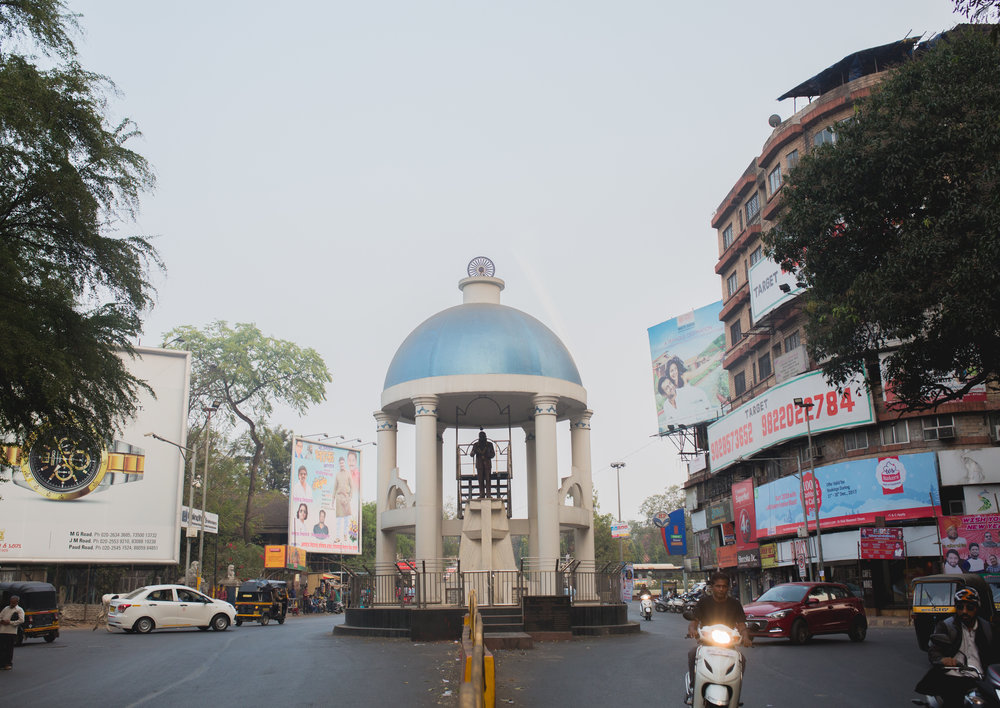 Pune is the ninth most populous city in the country with an estimated population of 3.13 million