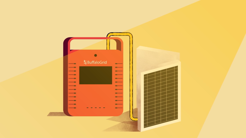 Solar Charging - Generate, store and sell power-as-a-service in your stores using the 160w solar panel or connect directly to the grid when electricity is available.