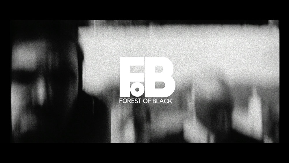 FOREST OF BLACK