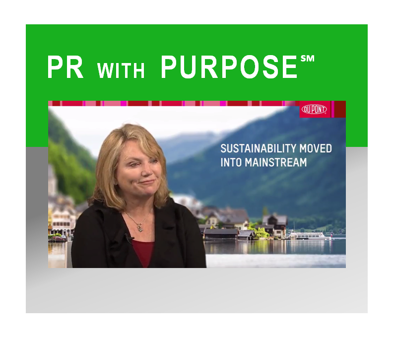 PR with Purpose, DuPont Packaging Awards, YouTube Video