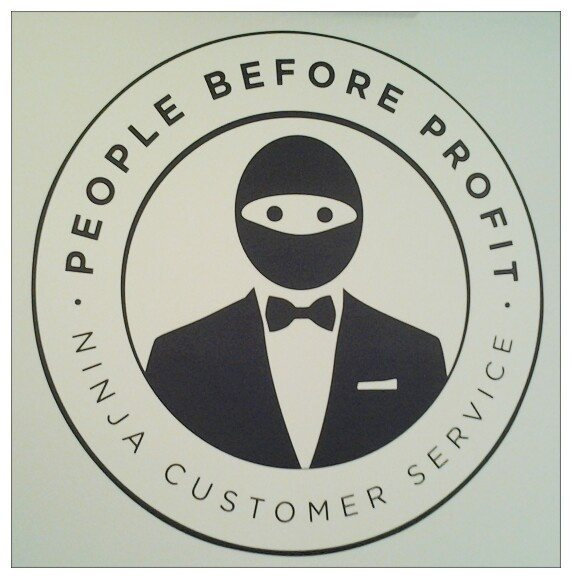 "Bonobos' customer service mantra is ""People before profit."""