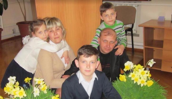Chekrygin family