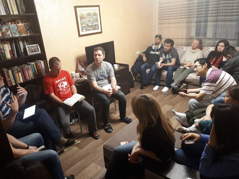 Home Group Meeting