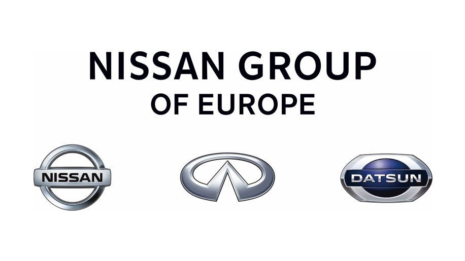 Logo Nissan Group of Europe