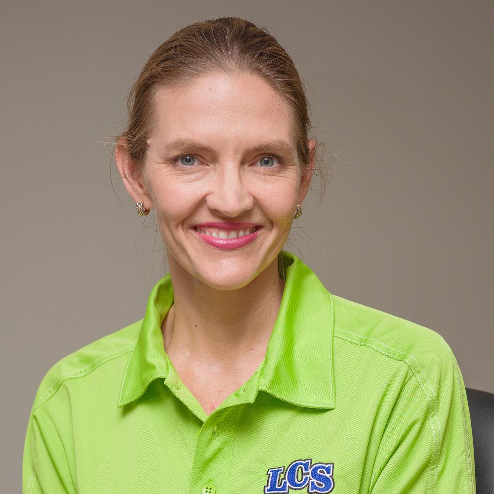 Coach Jennifer Canady