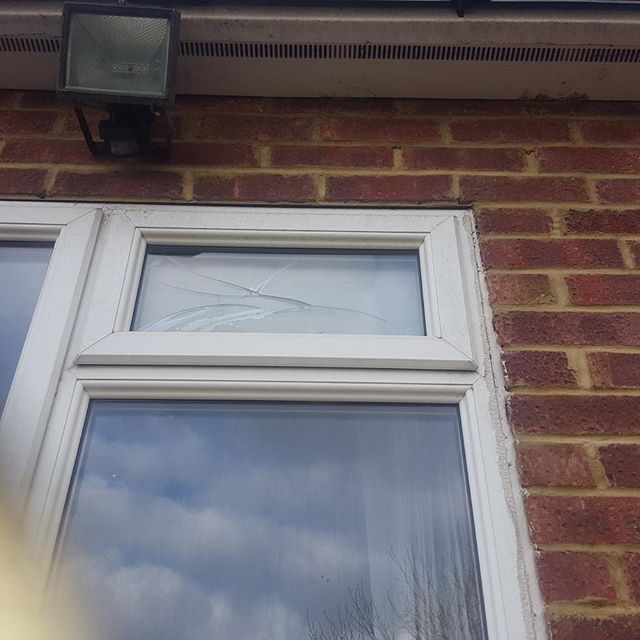 Broken double glazed units are never an issue.  We replace units, mechanisms, glass  and much more  #kcmcservices #kcmc #lonond #doubleglazing #glaze #upvc #carpenter #tradesmen #windows #repairs #london #lewisham