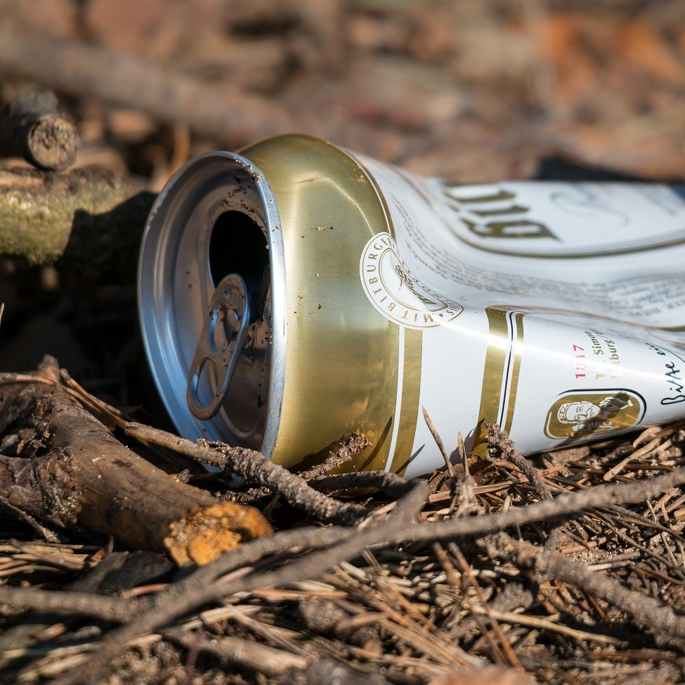 Les déchets en milieu naturel, non merci! - Automne 2016