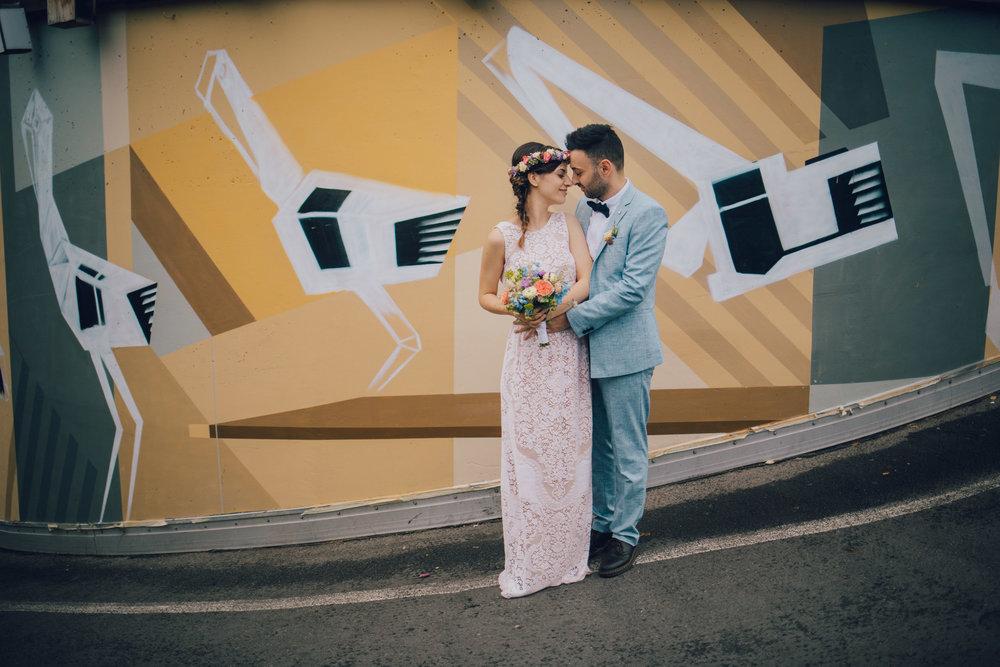 Josefa & Murat - Wedding