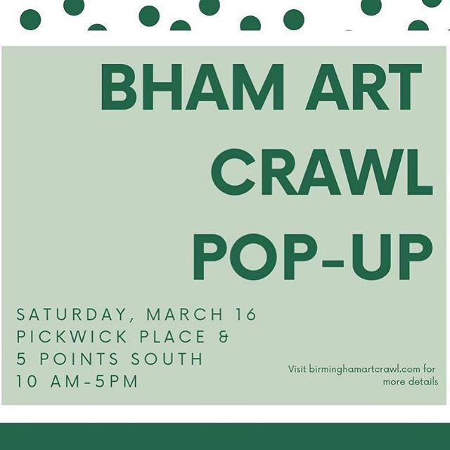 Come get lucky this Saturday at #PickwickPlaza! 🍀🍻🎨