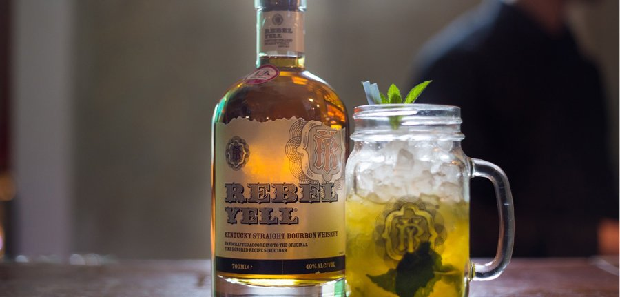 Rebel Yell Bourbon - Our work with Rebel Yell involved setting up a number of events and partnerships with some of the most exciting artists in the UK.