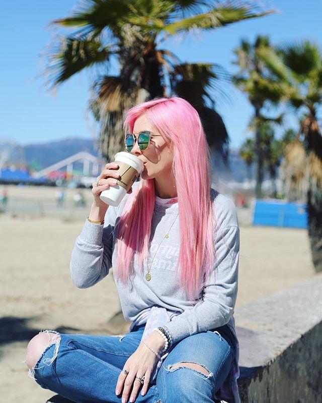 Morning coffee ☕️ #californiadreaming