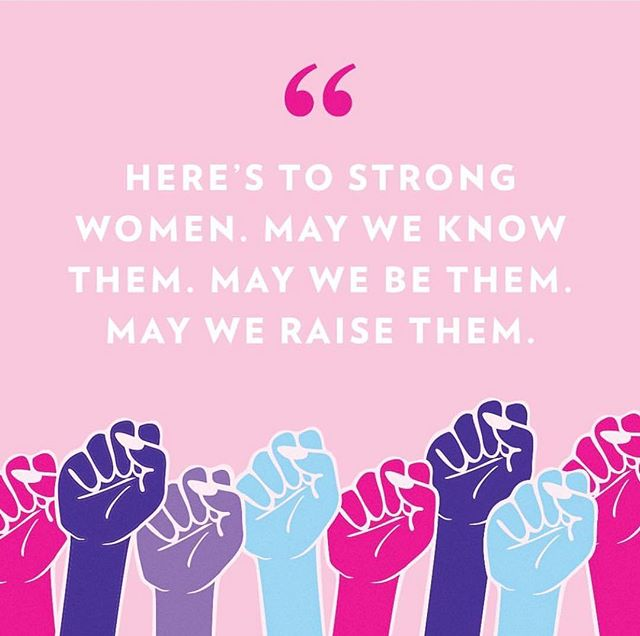 Happy International Women's day! 💓 As a female CEO, a mom of two beautiful babies, a loving wife, a daughter that wants to make her parents proud, and a major multi-tasker, I'm here to say you can have it all!! Be strong, stay positive, and work hard!! Tag a woman that's a multi-tasking, strong, powerful, and cool!! #pinkpower #internationalwomensday2018 #regram @people ✨💜💓💙