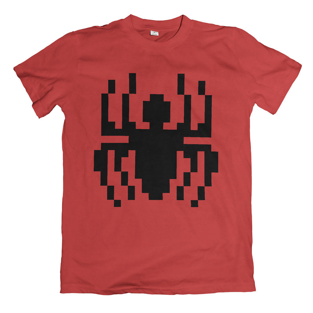 Spider - He's got radioactive blood.