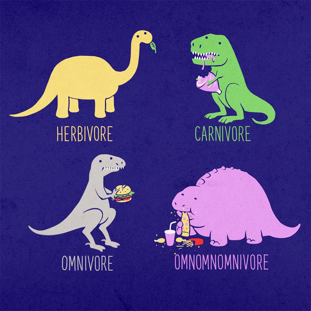 Omnonomnivore -