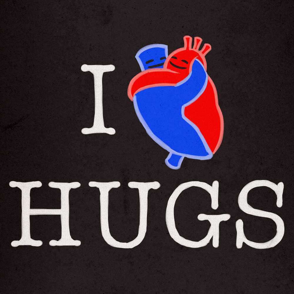I Love Hugs -
