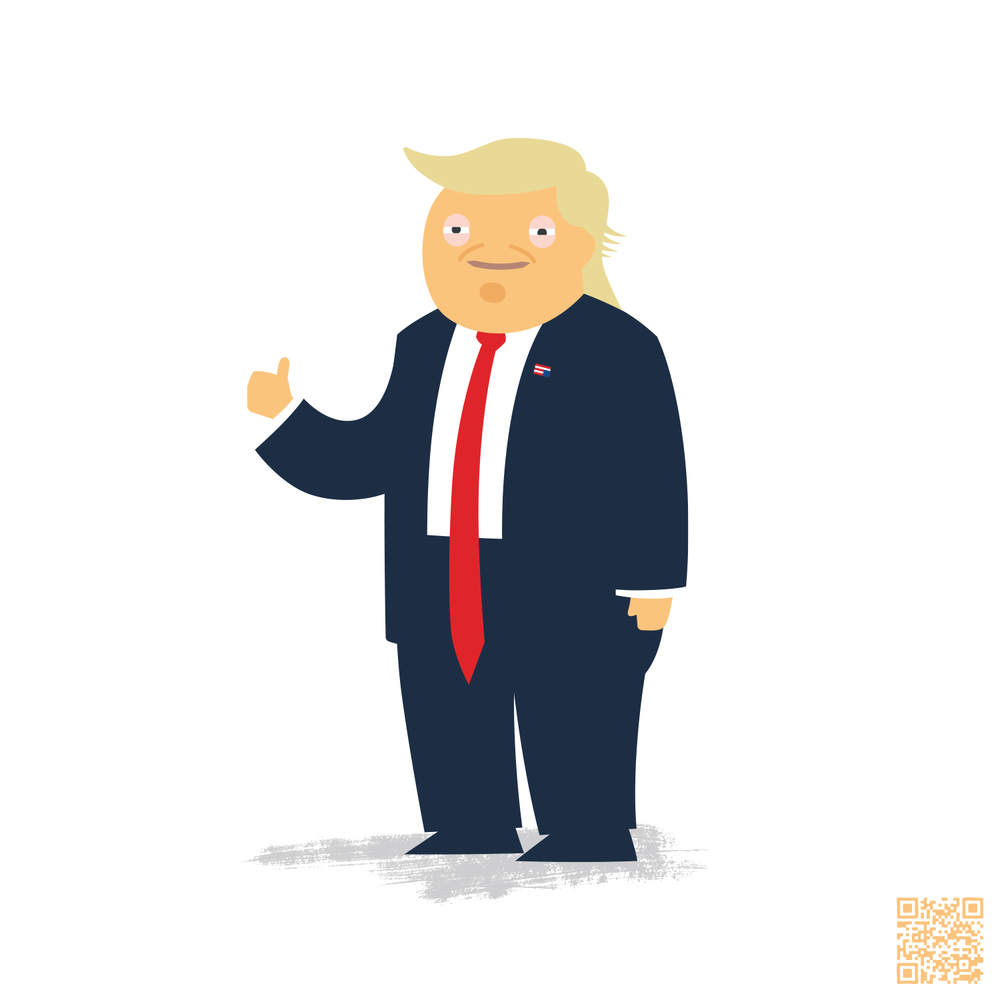 Wedding Crasher Trump