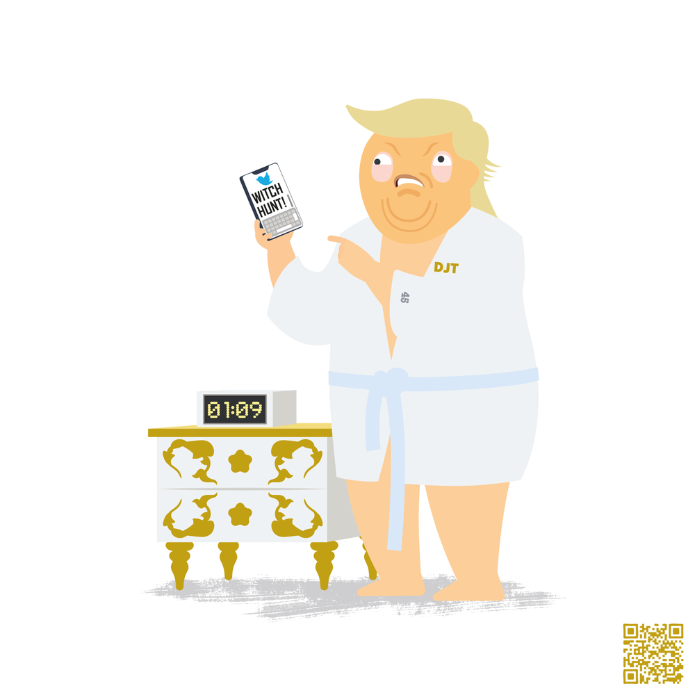 Rage Tweet Trump