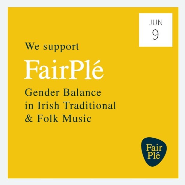 Happy FairPlé Day everyone! I am excited to be playing a few tunes later at @irishartscenter alongside Katie Linnane (fiddle), Ivan Goff (uilleann pipes), Maeve Gilchrist (harp), Dan Gurney (button accordion), Maeve Flanagan (fiddle), Jenna Nicholls (singer), and Brendan O'Shea (singer), from 8pm. #FairPlé #irishmusic #irisharts