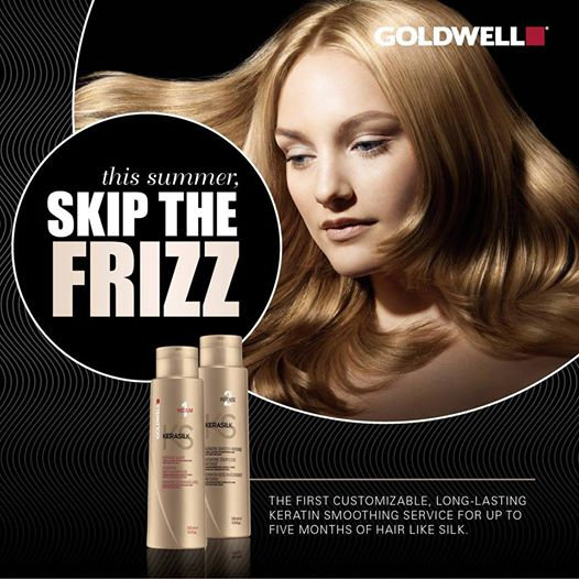 Goldwell Kerasilk Keratin Smoothing Treatment