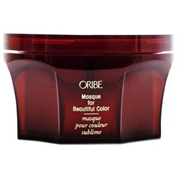 Oribe Masque for Beautiful Color-  This unique masque offers three major benefits when it comes to color treated hair to make sure each strand remains in tip top condition throughout the coloring process. First, the masque repairs existing damage to the hair while cuticle conditioning ingredients keep hair looking smooth and healthy. Second, UV-protecting ingredients that utilize innovative bio-polymers work to keep fading at bay and your color fresh in between appointments. Last but not least, this masque also offers beautiful glossing properties which increase shine and enhance all hair colors for a rich look that never disappoints! If you have any type of color treated hair, this masque is a must!