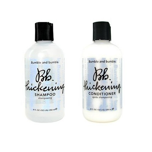 Bumble and Bumble Thickening Shampoo and Conditioner