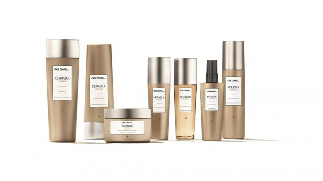 Control - Comprised of a shampoo, conditioner, smoothing mask, protective oil, smoothing fluid, & humidity spray