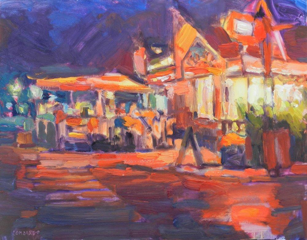 Joseph Lombardo,Happy, 11x14, oil