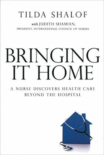 An ICU nurse leaves the hospital to explore the world of homecare—tending to people where they live—and found it to be exciting, challenging, fulfilling and fascinating. Comparing the homecare world to what she perceives as the world of waste and excessive use of technology, the author asks a series of provocative questions, all starting with 'why'.