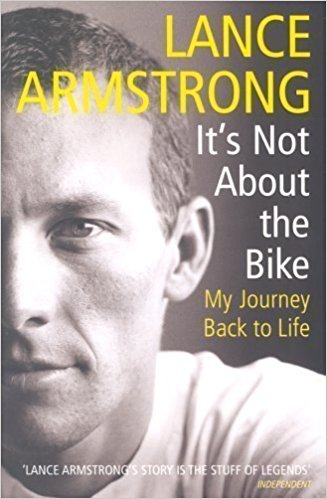"In spite of the questionable choices Lance Armstrong made in his bicycling career, this book about his experience with illness is truly inspiring! Lance Armstrong, at the age of 25, was diagnosed with testicular cancer and shortly after, found out he also had cancer in his lungs and brain. In spite of dark days and terrible moments, he now says ""cancer is the best thing that ever happened to me…the most important and shaping event in my life."""