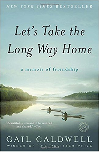 Pulitzer Prize winner Gail Caldwell crafts a story of two friends who shared everything—until one of them was diagnosed with terminal lung cancer. This is a beautiful book about coming of age in the middle of life.
