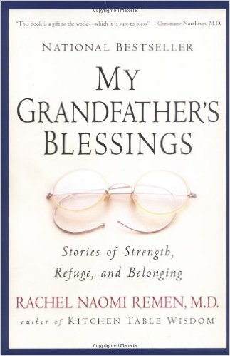 As in Kitchen Table Wisdom, Dr. Remen uses wonderful stories to remind us of the power of our kindness and the joy of being alive. It was her grandfather who taught her that blessing one another is what fills our emptiness, heals our loneliness, and connects us more deeply to life.