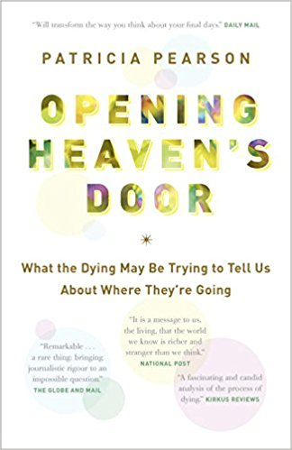 Pearson shares her own experiences of the deaths of her father and sister, as well as perspectives from palliative care staff, scientists, and theologians. She encourages all of us who spend time with the dying—family members, friends, and healthcare staff—to be curious and quiet in their presence so that we can hear what is being shared.