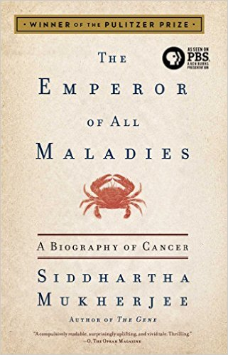 Beautifully written, this 'biography' of cancer covers 5000 years—from cancer's first documented appearances to radical understandings of its essence. This book is a story of ingenuity and perseverance, but also of arrogance, paternalism, and misperceptions. You will want to embrace all those who have soldiered through draining regimens to survive and to increase the store of human knowledge.