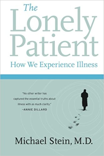 Dr. Stein shares the personal narratives of sickness from his own patients. Through their points of view, we see that when people are diagnosed with a serious illness, they feel as though they are on a challenging and confusing journey, to someplace entirely new. They feel their bodies have betrayed them; are terrified by the unknown; and experience the loneliness of being kidnapped into the land of the ill.