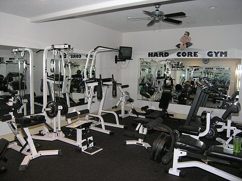 Home Gym / Old Mission Peninsula / Traverse City