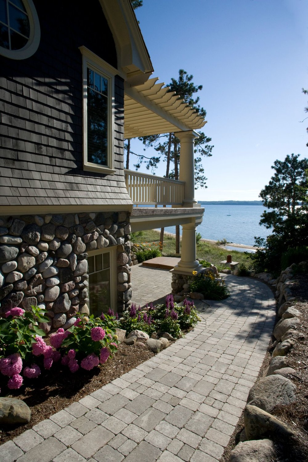 Bayside Exterior / Grand Traverse Bay / Grand Traverse County