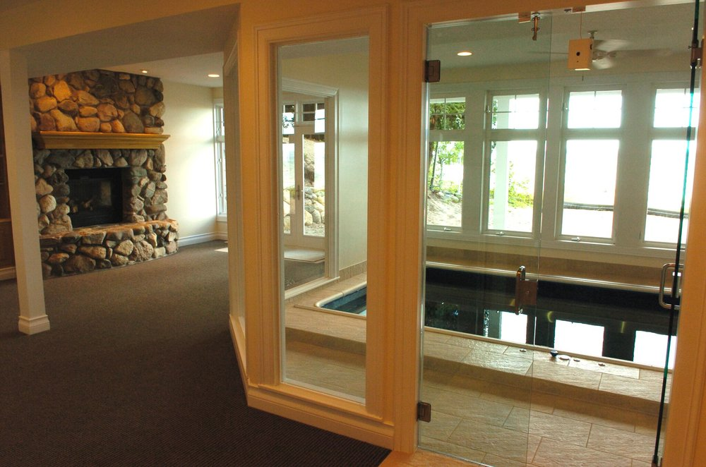 Indoor Pool / Old Mission Peninsula / Traverse City