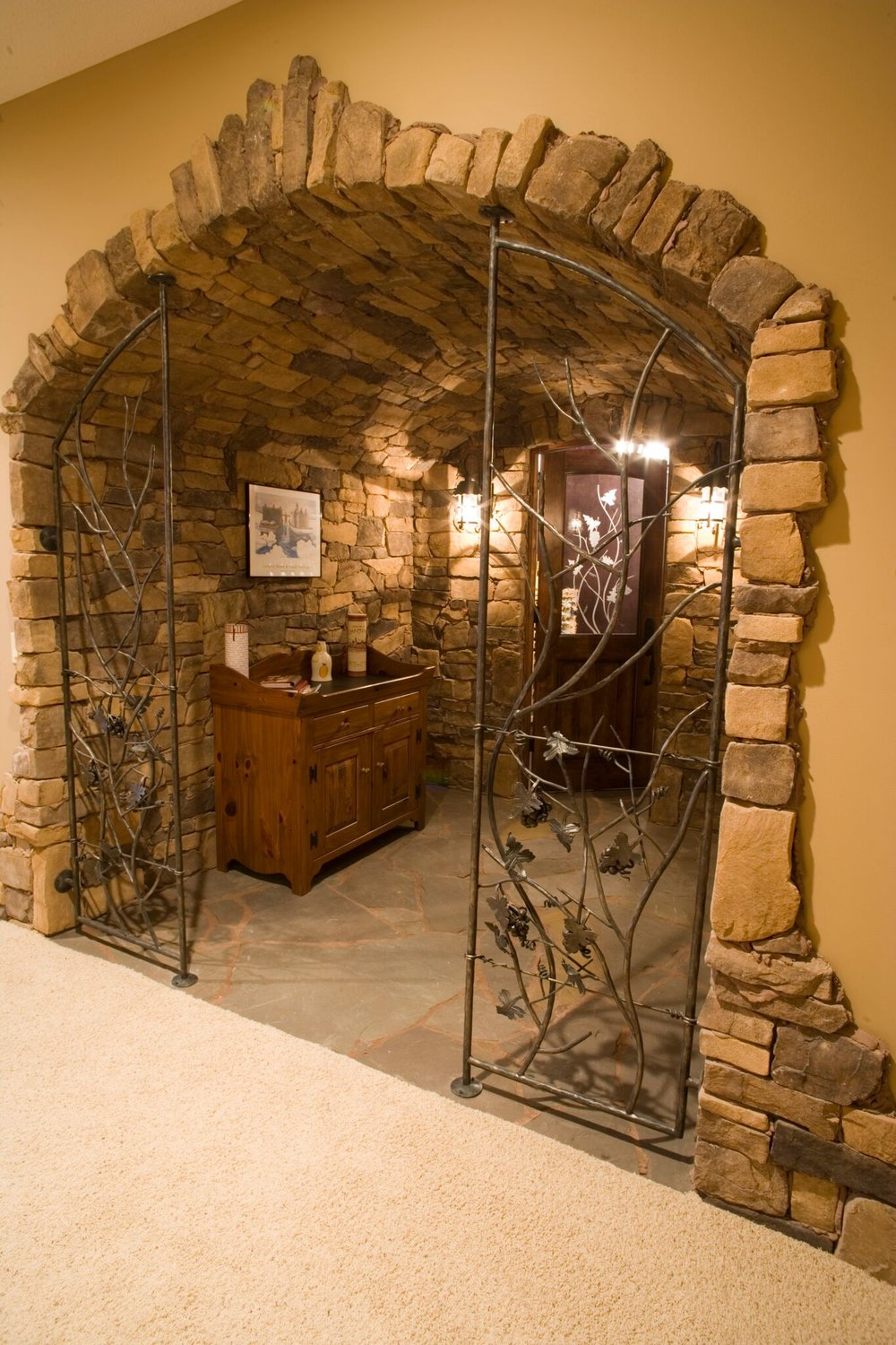 Wine cellar entrance.jpg