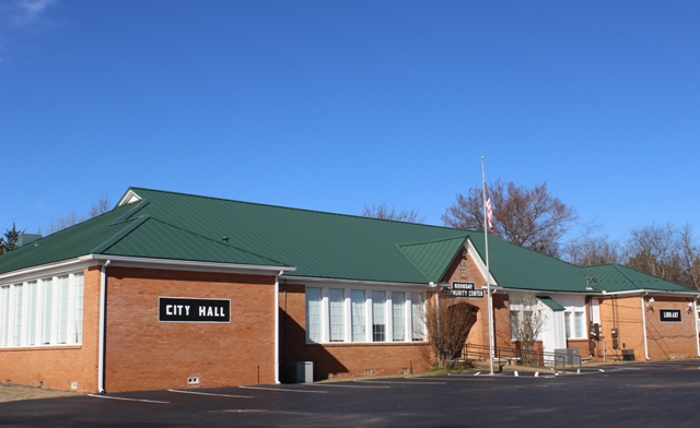 Noonday Municipal Building