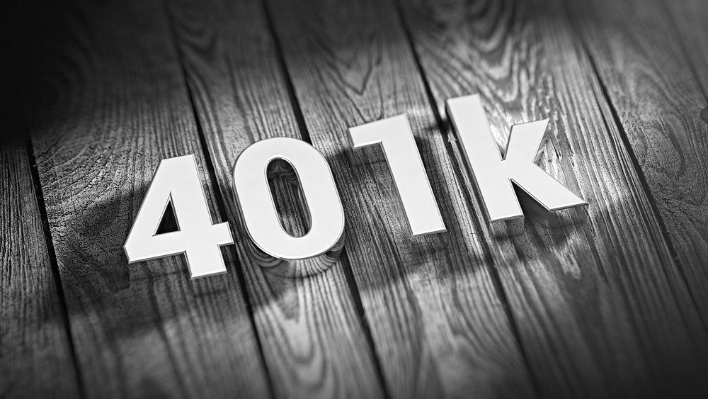 Corporate 401(k) plans -