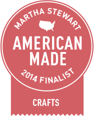 Martha Stewart American Made 2014 Finalist