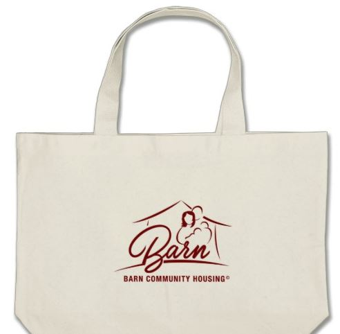BARN Tote $26.55 - The perfect Jumbo Sized Tote to get you and all of your belongings from Point A to Point B!