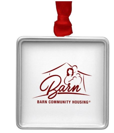 BARN Holiday Ornament $26.55 - The perfect gift for everyone on your list!